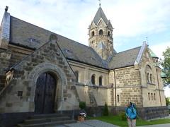 Die Erlöserkirche von Mirbach