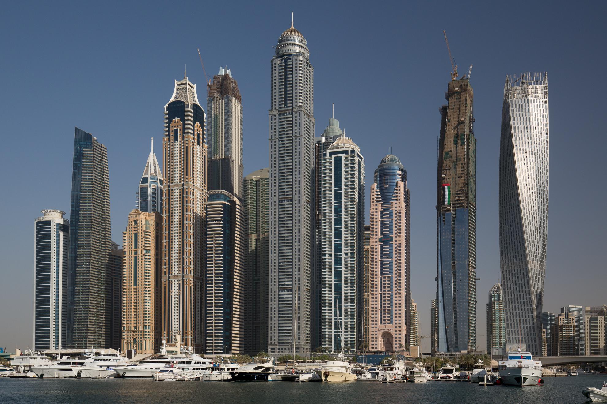 DUBAI | Marina 101 | 425m | 1394ft | 101 fl | Com
