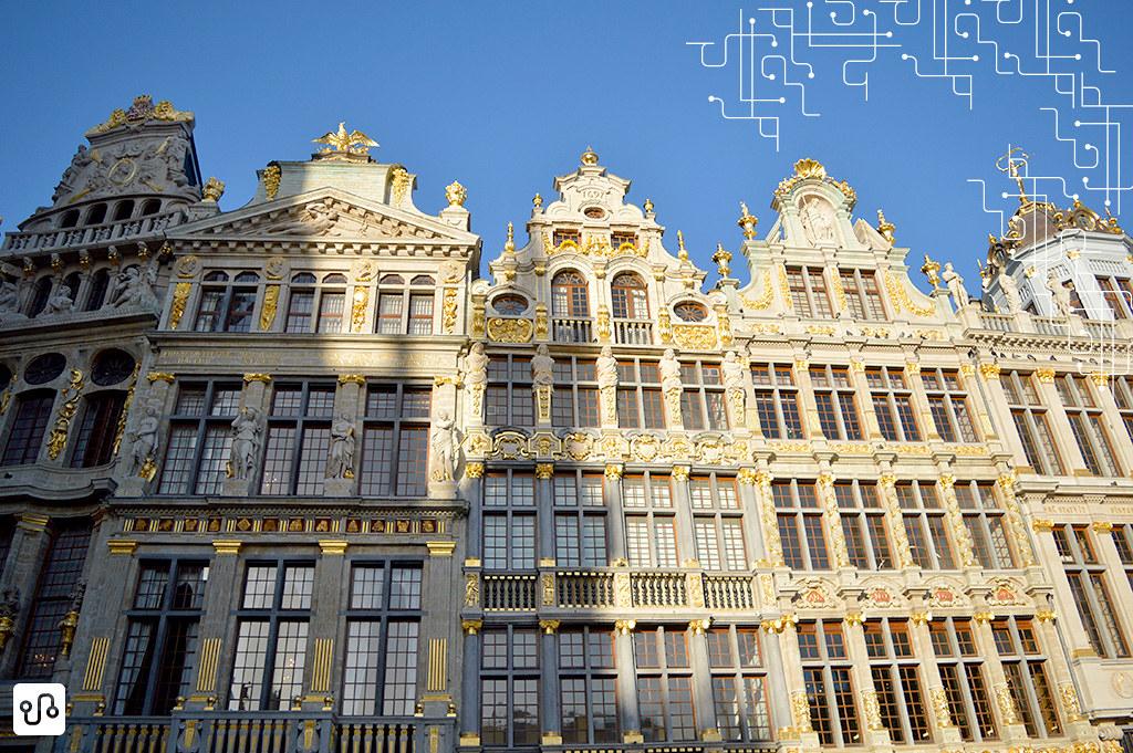 Gran Place em Bruxelas