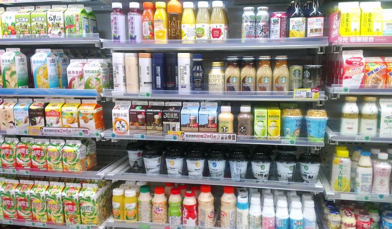 超商提供多樣性的選擇中,是否有一種比較好的容器?