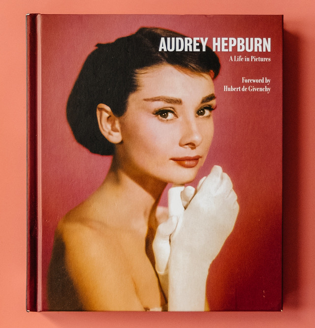 audrey hepburn a life in pictures book review