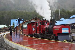 Tren del Fin del Mundo, Argentina