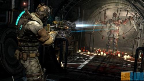 Dead Space 3 necroformo