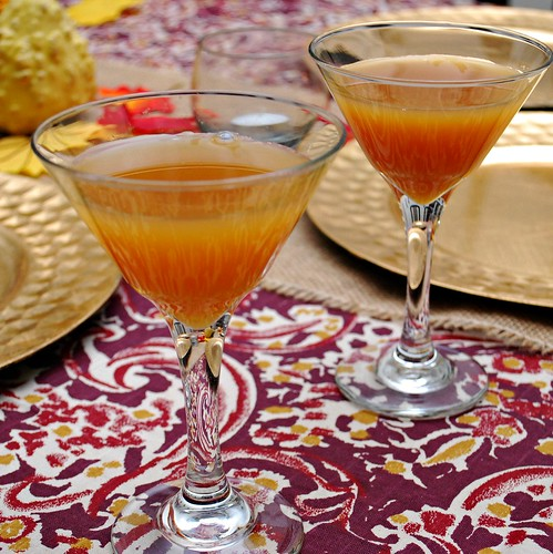 Spiced Apple Cider Martini