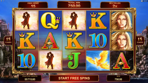 Titans of the Sun - Theia free spins