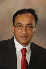 Portrait photo of Pradeep Lall