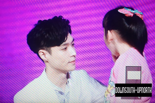 161018 Lay at Mentos Fanmeeting