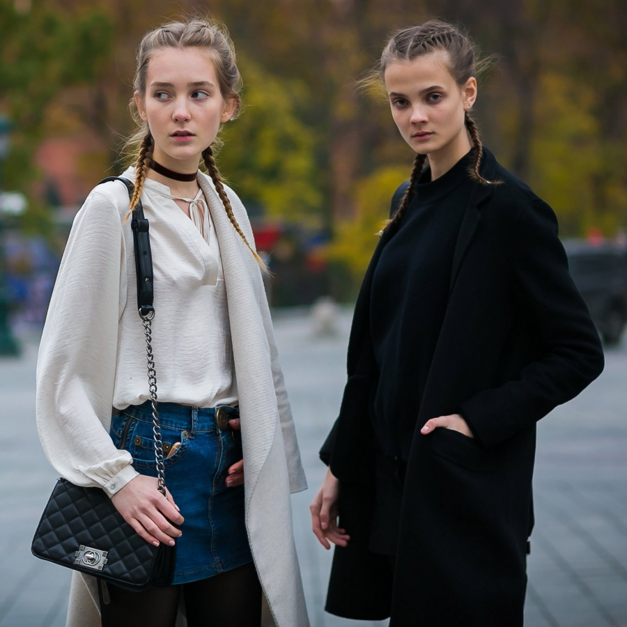 Russia Fashion Week Spring 2017 Street Style