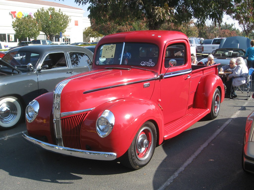 Toys For Tots Pickup : Ford pickup toys for tots car show clovis ca