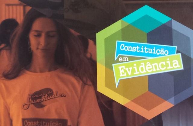 constituição em evidencia