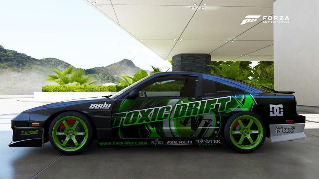 Race Fantasy Pat Thecat Paints Nissan G Drive Page