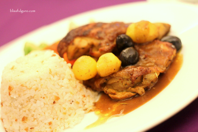 Thunderbird Resort La Union Olives Restaurant Devilled Chicken