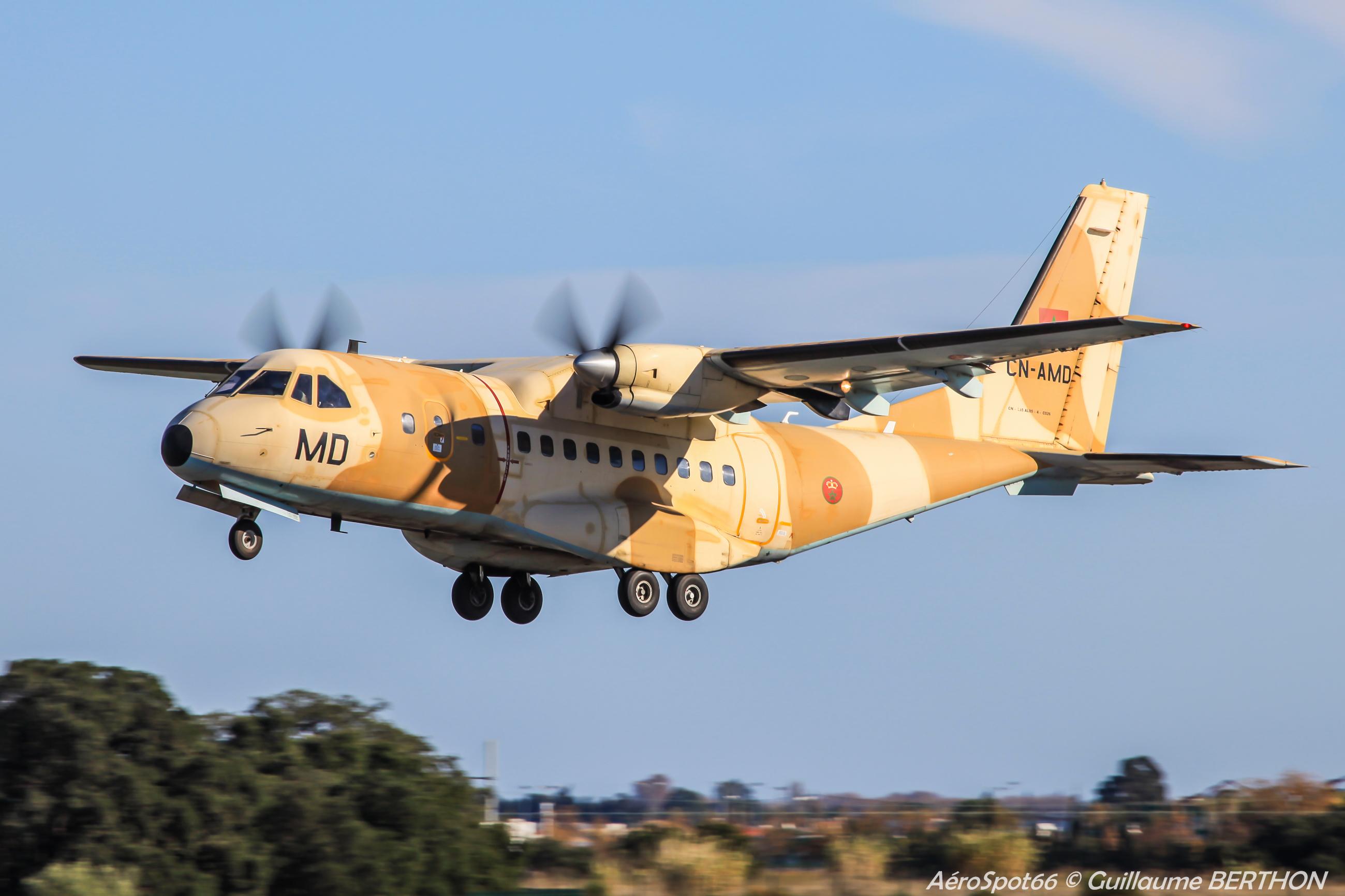 طائرات النقل العاملة بالقوات المسلحة المغربية - صفحة 2 22709636279_10aa45e1d3_o