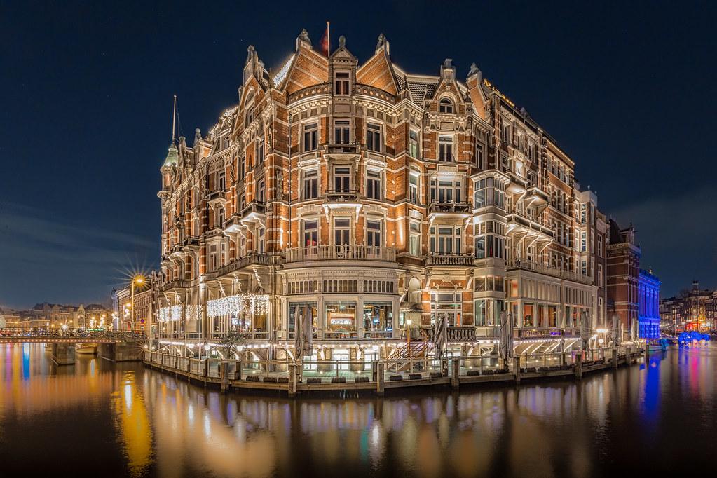 Hotel Amsterdam  Etoiles Centre Ville