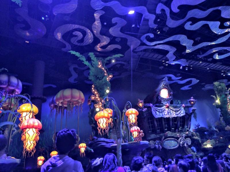 跳躍水母&美人魚礁湖劇場