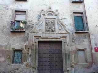 Palacio del Virrey de Manila en Molina de Aragón (Guadalajara)