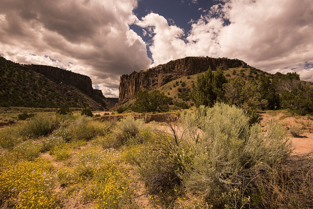 my public lands roadtrip diablo canyon in new mexico flickr