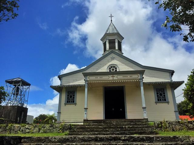 Iglesia en Isla Reunión