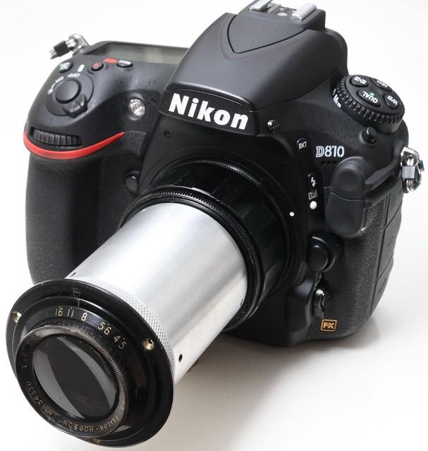 二手鏡頭 香港 . . . Cooke Anastigmat 5 inch f4.5 (改Nikon)完全英倫風味 細膩、層次感豐富、散景凝而不化