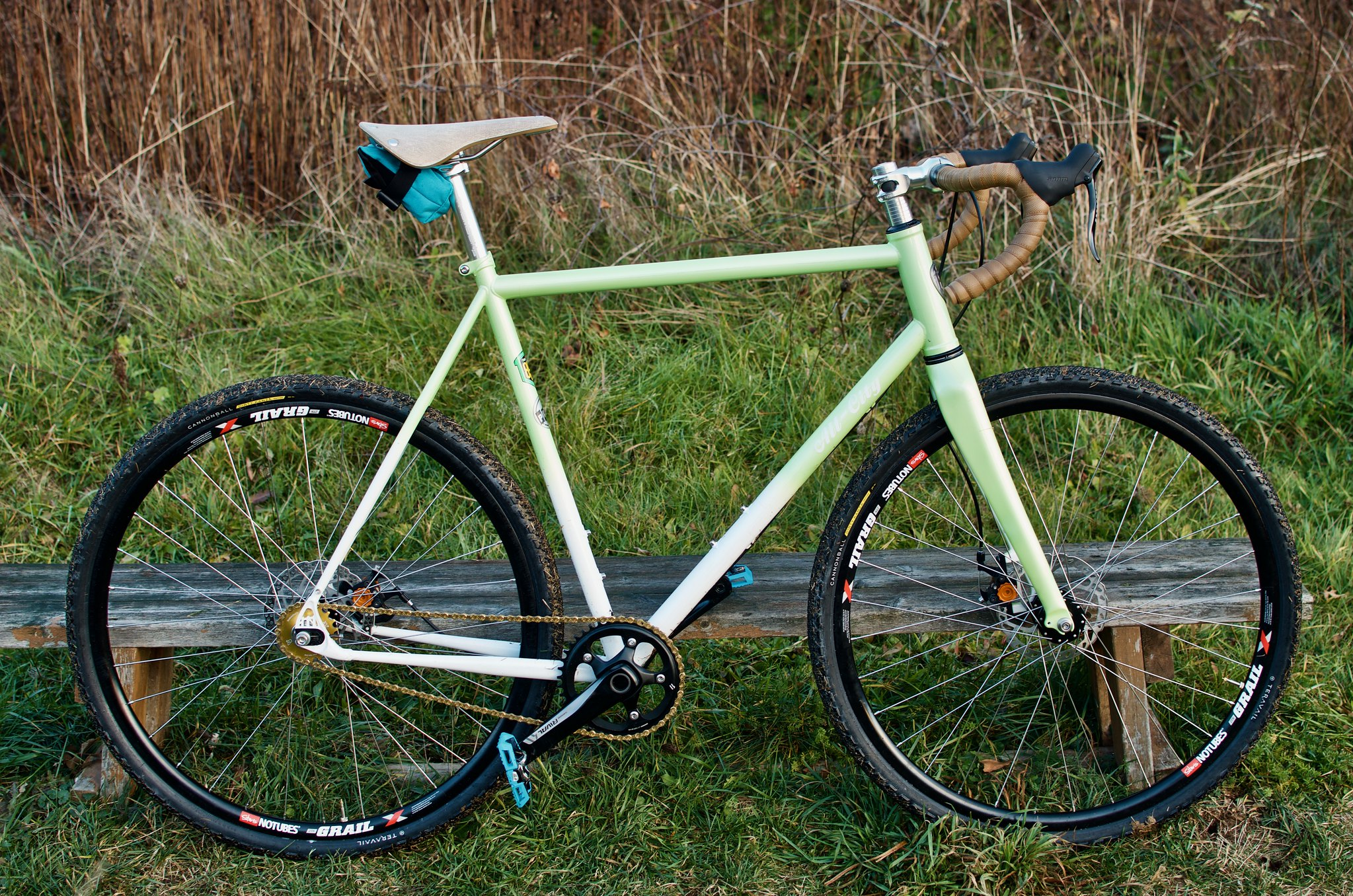 New Bike Day: All-City Nature Boy 853 – Max, The Cyclist