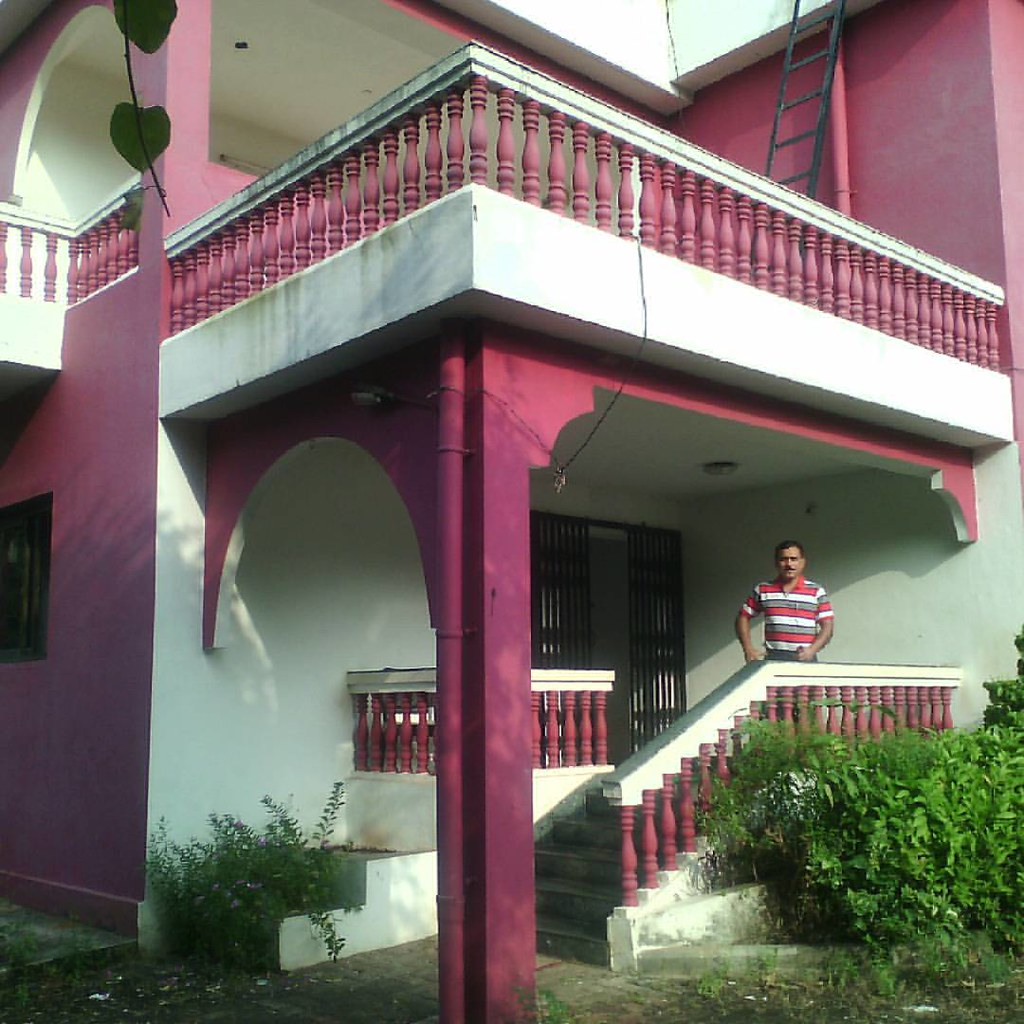 Doordarshan guest house in goa sashanka dey flickr - Guest house in goa with swimming pool ...