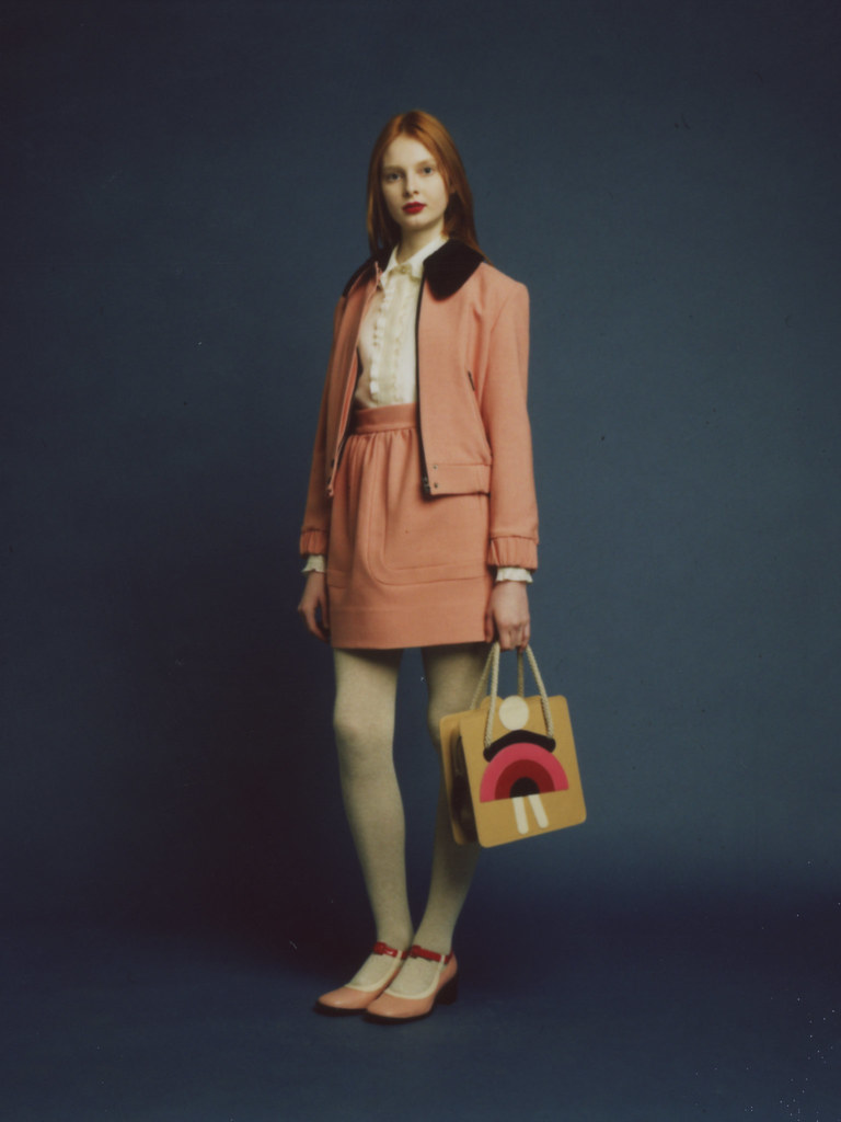 Orla Kiely AW15 Lookbook | Olivia Bee | Flickr