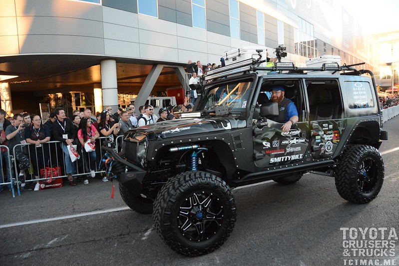 2015 SEMA Cruise Bro-Jeep
