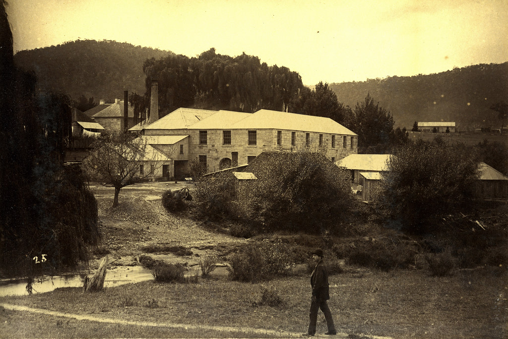 andrew browns woollen mill lithgow notes   land flickr