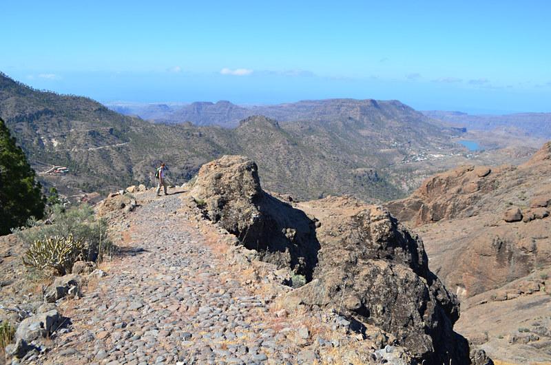 Tunte to Tejeda, Gran Canaria