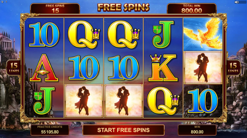 Titans of the Sun - Hyperion free spins