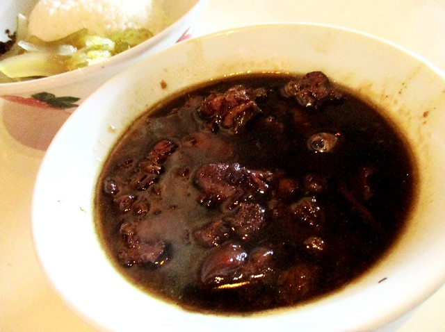Jack Pork vinegar pork leg with rice