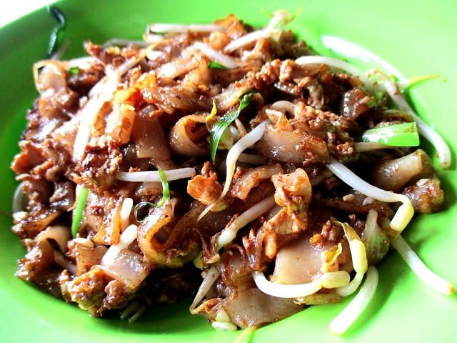 101 fried kway teow
