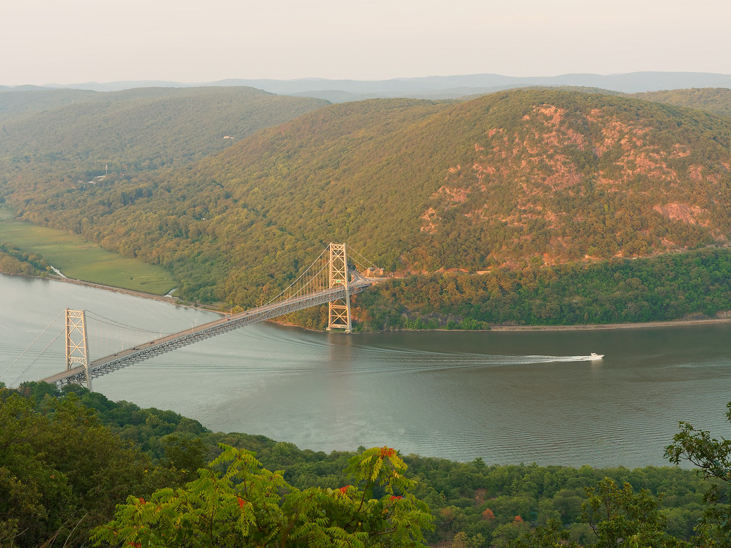 Bear Mountain Bridge, New York | Flickr - Photo Sharing!