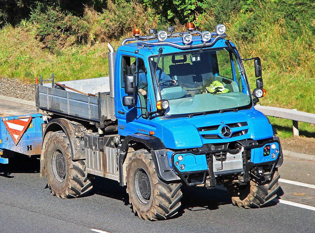 Mercedes Benz Unimog U530 No Name M90 Perth Mike