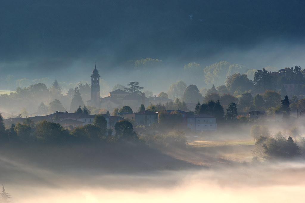 La prima nebbia