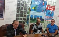 conferenza stampa salerno uil