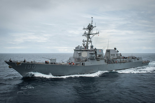 SAN DIEGO (NNS) -- The U.S. Navy announced the homeport change of three Arleigh Burke-class guided-missile destroyers.