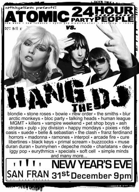 Hang the DJ 2015