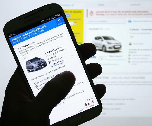 Precio final que cuesta alquilar un coche en Italia con seguro a todo riesgo