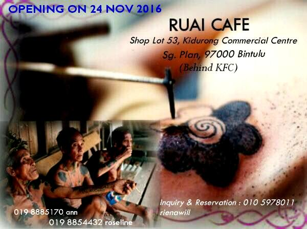Ruai Cafe, Bintulu - address