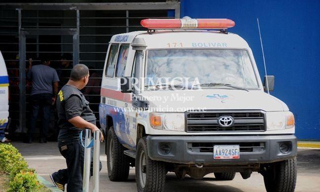 Ladrón de autobuses es arrollado y fallece cuando intentaba huir en Ciudad Guayana