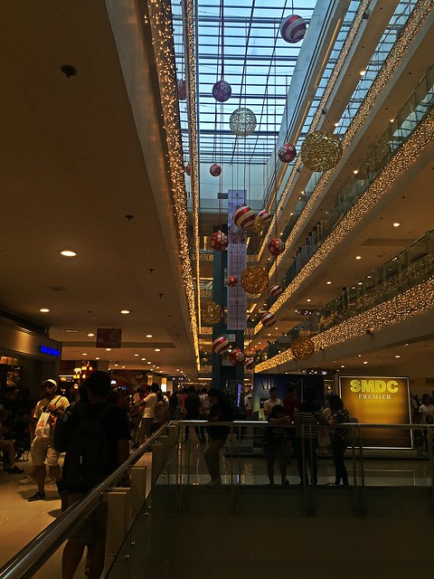 Christmas 2016 at SM Megamall