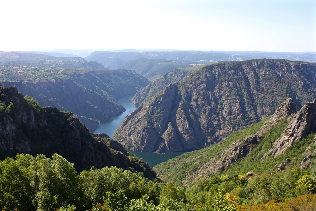 Sil Canyon, Spain