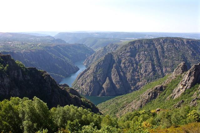 Sil Canyon, Spain