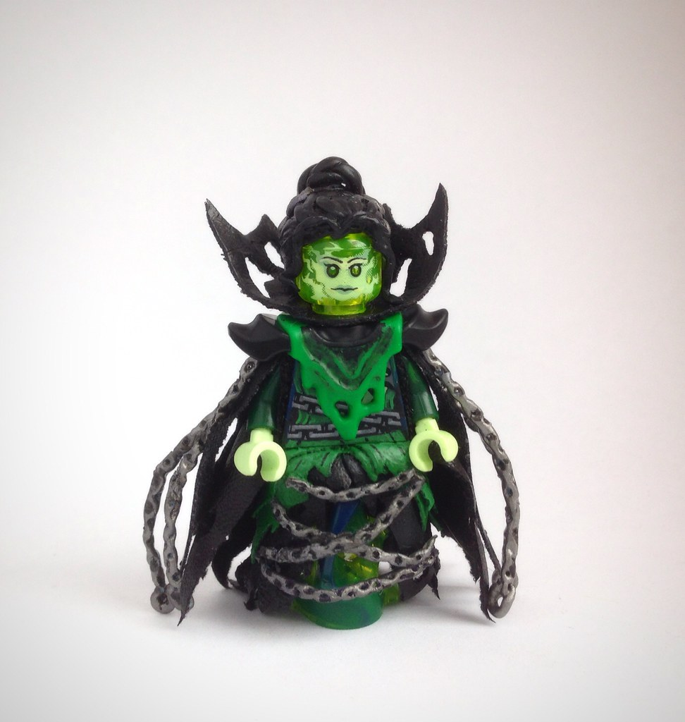Preeminent - Queen of the Cursed   My custom version of ...