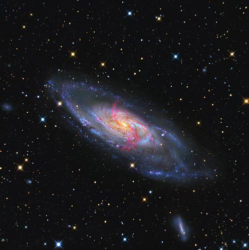 VCSE - Mai kép - Messier 106