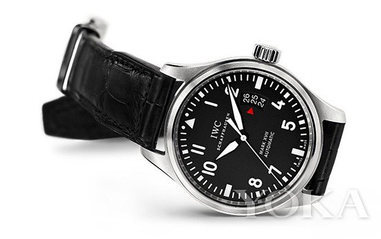 Universal IWC-mark 17 pilot's IW326501 men's watch is $ 36000
