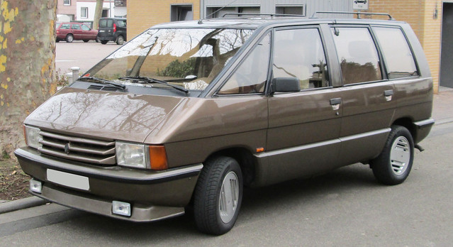 First generation Renault Espace