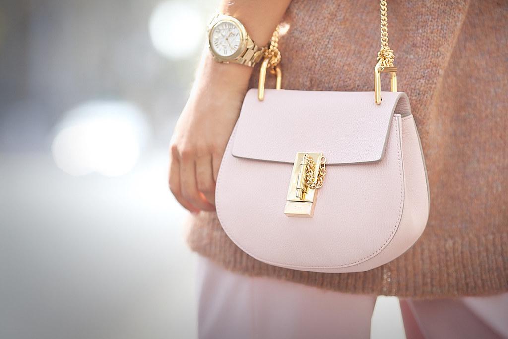 chloe bags prices - cement+pink+chloe+drew+bag | galantgirl.com/en/ | Lena | Flickr
