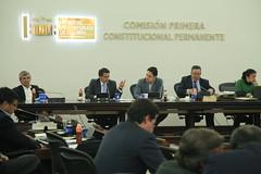 Ministro de Transporte  en Comisión Primera de Senado 20161024